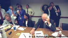 USA National Archives Emergency Operations Center 11.09.2001