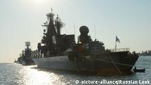 Russland Schwarzmeerflotte