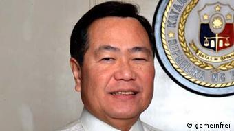 Philippinen Antonio Carpio