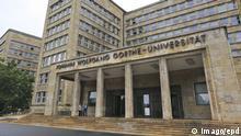 Deutschland Goethe-Universität Frankfurt am Main I.G.-Farben-Haus