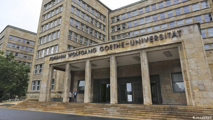 Deutschland Goethe-Universität Frankfurt am Main IG-Farben-Haus