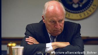 US National Archiv Fotos Dick Cheney USA 11. September 9/11
