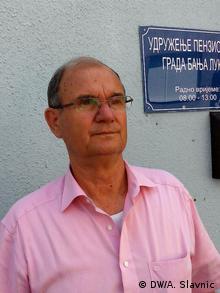 Bosnien und Herzegowina Senioren Nikola Gojkovicr