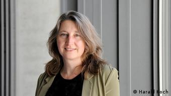 Профессор Высшей школы Пфорцхайма Кристина Людеке (Christine Lüdeke)