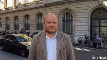 Russland Journalist Oleg Kaschin PROVISORISCH ALS KOMMENTAR-APP