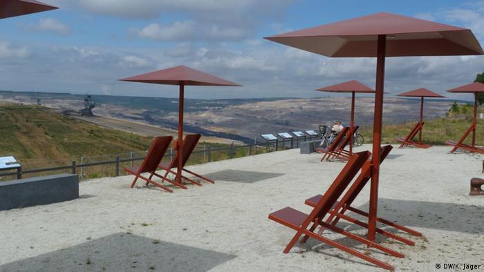 Tagebau Hambach Aussichtspunkt :terra nova