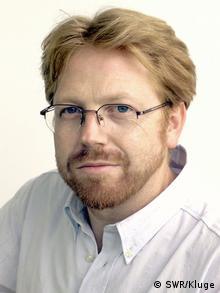 Reinhard Baumgarten, corresponsal en Turquía.