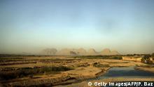 Afghanistan Dahla Damm Wasserkraftwerk