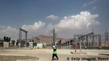 Afghanistan Naghlo Damm Tarakhil Kraftwerk