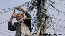 Afghanistan Kabul Elektriker