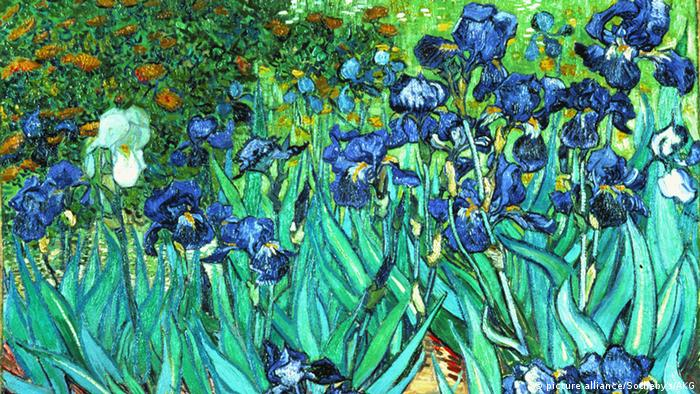 Van Gogh Irises (picture-alliance/Sotheby's/AKG)