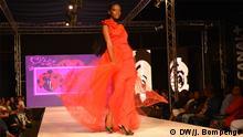 Kongo Kinshasa Fashion Week (Foto: John Bompengo/DW)