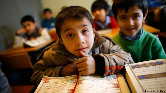 Uiguren in der Türkei (Reuters/U. Bektas)