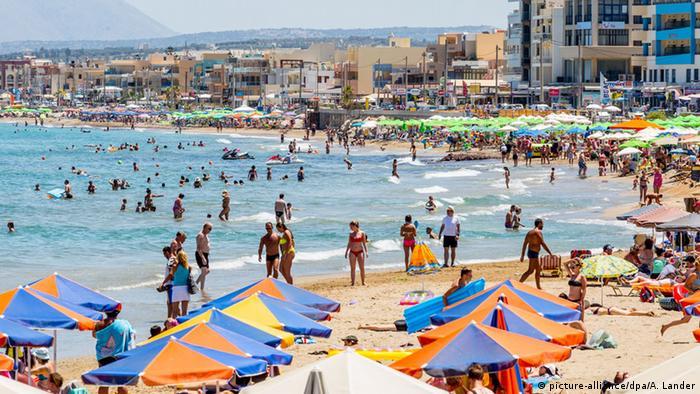 Griechenland Tourismus Kreta