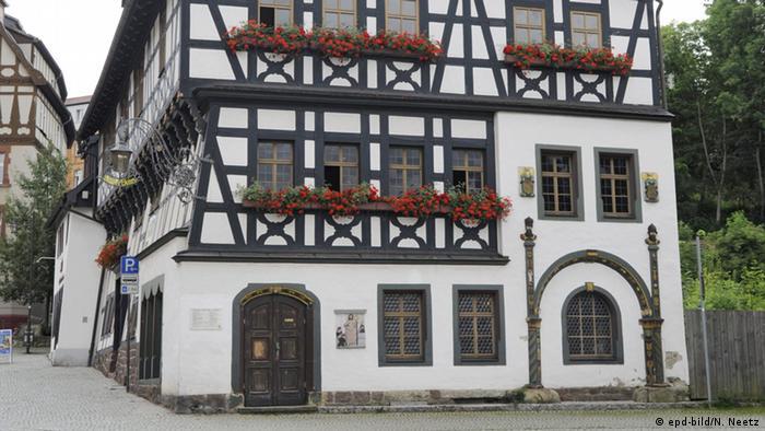 Casa de Lutero em Eisenach