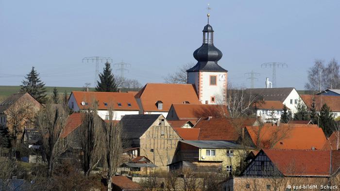 Bildergalerie Lutherstädte Erfurt-Waltersleben (epd-bild/M. Schuck)
