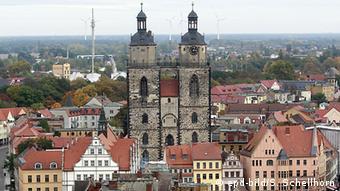 Bildergalerie Lutherstädte Wittenberg (epd-bild/S. Schellhorn)