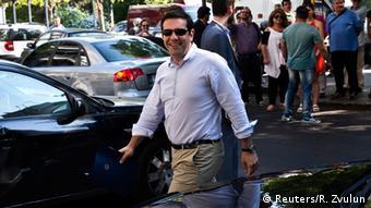 «Καθαρή έξοδο» υπόσχεται ο έλληνας πρωθυπουργός