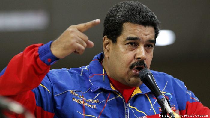 Maduro pide juicio contra empresario