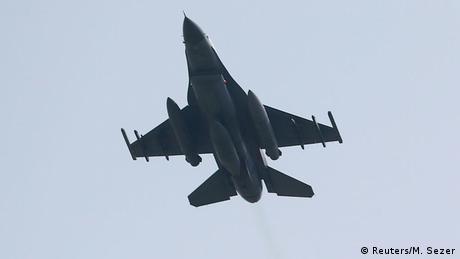 Türkei Luftangriffe auf Kurden im Irak
