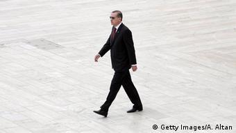 Recep Tayyip Erdoğan, presidente turco.