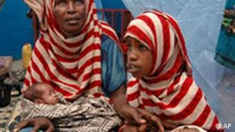 Hunger in Äthiopien