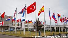 Sede de la OTAN en Bruselas.