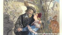 Faust und Margarete