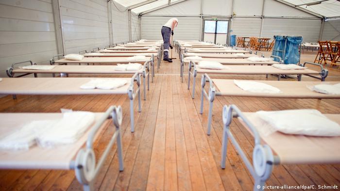 Новий гуртожиток для біженців у Інгельгаймі-на-Рейні