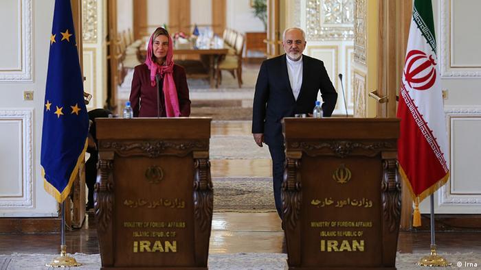 عقد قرارداد با ایران را مشروط به بهبود وضعیت حقوق بشر کنید