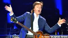 Paul McCartney auf der Bühne