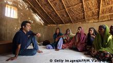 Anshu Gupta - der Sozialunternehmer bei seiner Arbeit