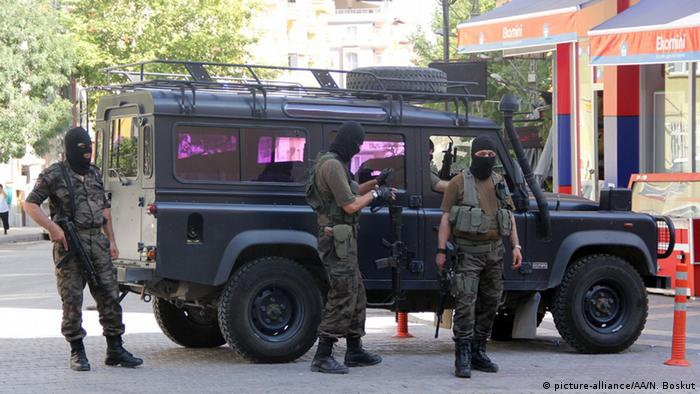 Turkey arrests alleged 'IS' members planning attack