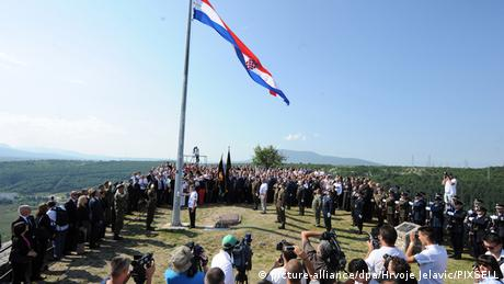 Kροατία: Για πρώτη φορά τιμή στη μνήμη των Σέρβων