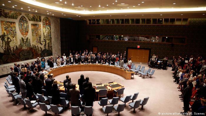 New York UN Sicherheitsrat Sitzung MH17