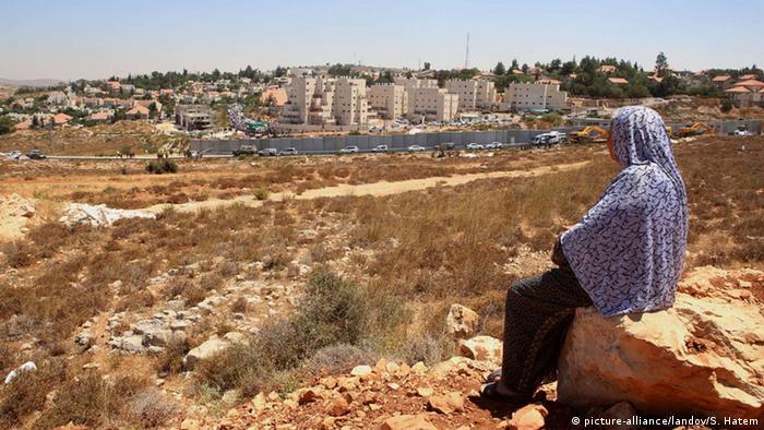 Поселення на західному березі річки Йордан