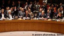 New York UN Sicherheitsrat Russland Veto MH17