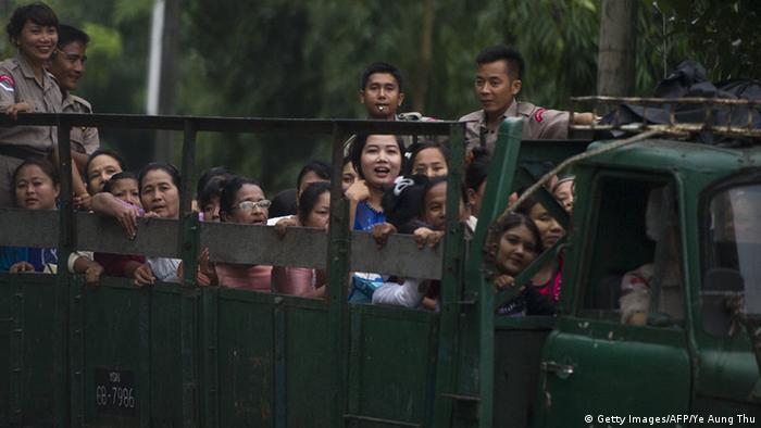 Myanmar lässt 6966 Gefangene frei