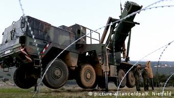 Türkei Patriot Einsatz der Bundeswehr
