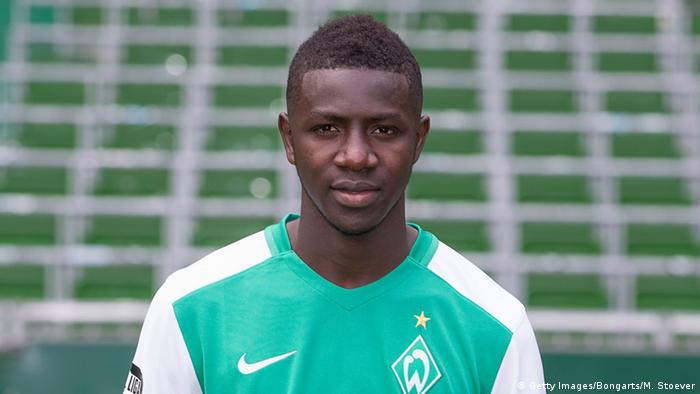 Deutschland Fußball Ousman Manneh Werder Bremen II (Getty Images/Bongarts/M. Stoever)