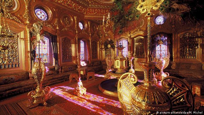Bildergalerie Happy Birthday Ludwig Türkisches Zimmer Jagdschloss