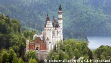 Bildergalerie Happy Birthday Ludwig Schloss Neuschwanstein