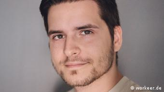 Workeer Jobbörse für Flüchtlinge Philipp Kühn