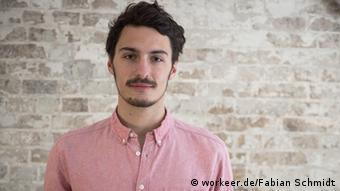 Workeer Jobbörse für Flüchtlinge David Jacob