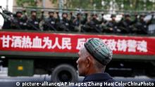 China startet Anti-Terror-Kampagne in Xinjiang