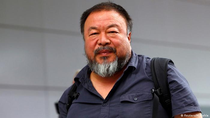 Ai Weiwei, Copyright: REUTERS/Michaela Rehle