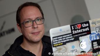 Markus Beckedahl, Gründer des Blogs Netzpolitik.org
