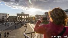 Berlin Brandenburger Tor Tourismus