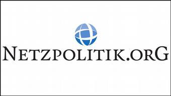 Το λογότυπο του Netzpolitik.org