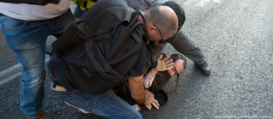 Principal suspeito foi detido pela polícia depois do ataque